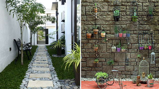 Build A Pocket Garden for Less Than P5,000