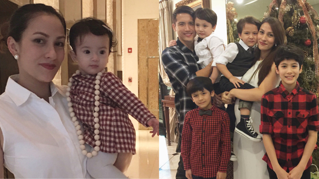 Joy Sotto and Family Focus on Gratitude for Christmas