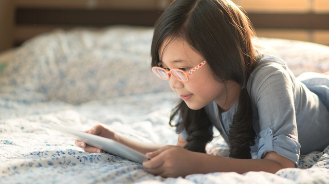 An iPad Game Shows Promise for Lazy Eye Treatment in Kids
