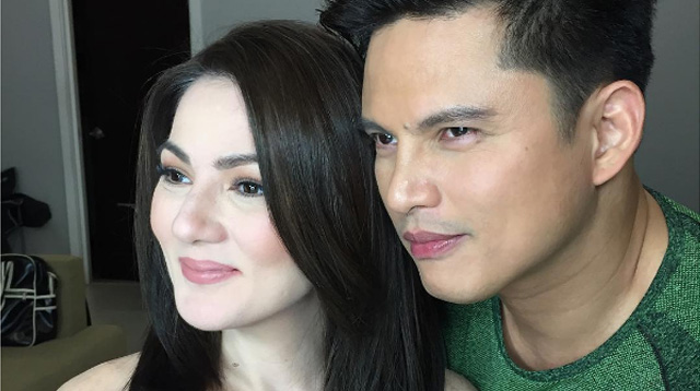Top of the Morning: Carmina Posts Sweet Wedding Anniv Message for Zoren