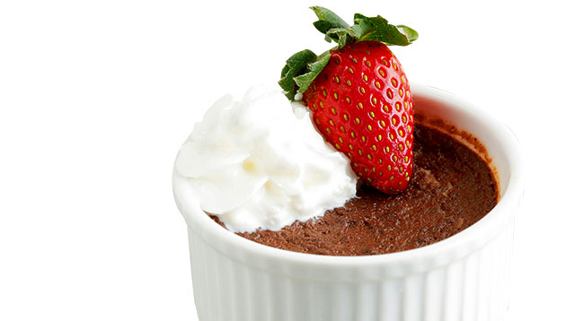 Make This 2-Step Choco Dessert To Satisfy Your Sweet Craving!