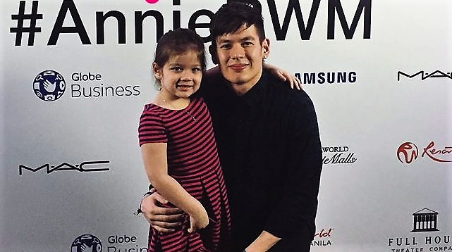 Jake Ejercito and Daughter Ellie Celebrate Her 5th Birthday Together!