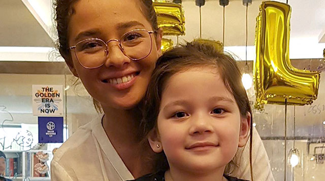 Top of the Morning: Andi Eigenmann's Sweet Birthday Message to Ellie Includes 'Daddy'