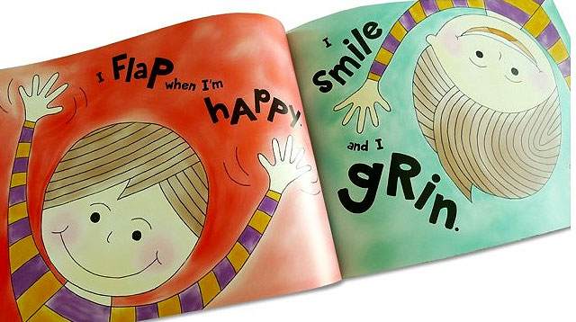 This Book Teaches Young Children About Kids with Special Needs