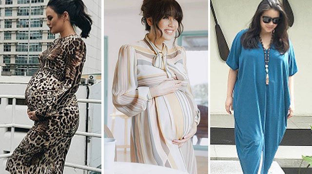 5 Stylish But Comfortable Holiday Looks Any Preggo Can Pull Off