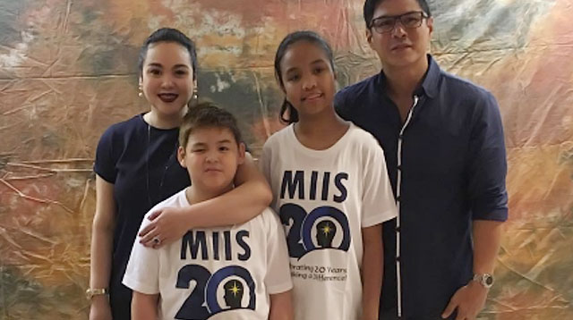 Claudine Barretto to File Charges After Son Santino Allegedly Hurt by Ex Raymart's Nephew