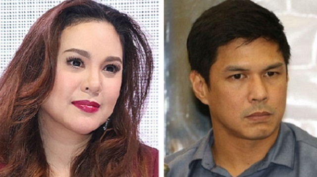 Claudine Barretto Hits Back at Raymart Santiago for Defending Kin