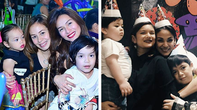 No Feud: 6 Celebrity Moms Who Are Raising Their Half-Sibling Kids as Family