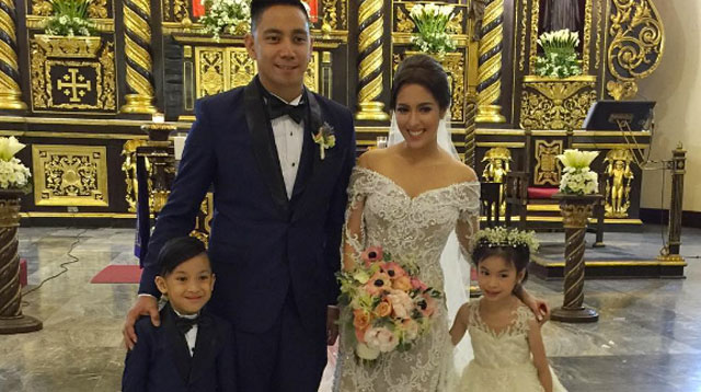 Top of the Morning: In Photos: Karel Marquez and Sean Farinas's Wedding
