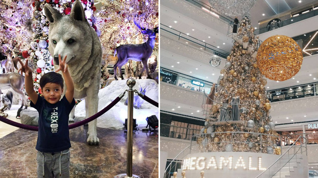 11 Malls in the Metro That Definitely Bring the Holiday Cheer