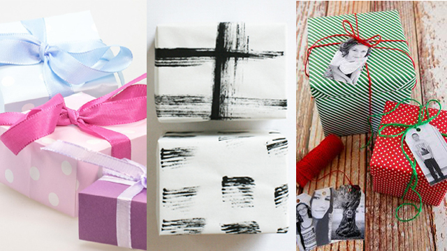 Personalized Gift Wrapping Ideas That Anyone Can Do!