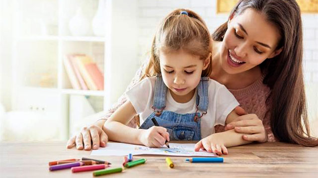 Time Spent With Mom Improves Young Kids' Cognitive Development, Says Study