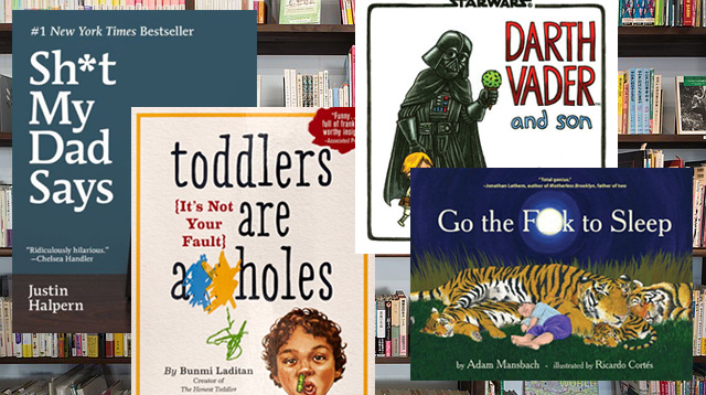 5 Best Selling Books Tired Parents Need on Their Bookshelf