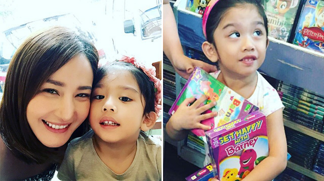 Katrina Halili Is Like Any Mom When Her Child Asks for an Expensive Toy