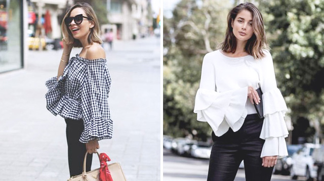 5 Tops You Can Wear for Slimmer-Looking Arms