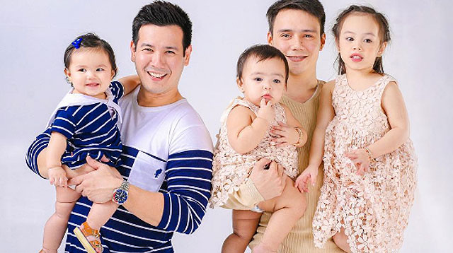 LOOK: Christmas Family Portraits of the Prats and the Garcias!