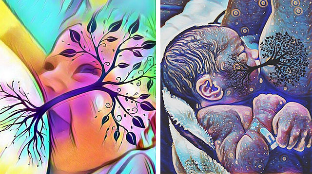 #TreeofLife Is the Newest Brelfie Trend