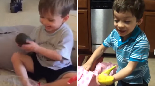 Awww! These 6 Kids Are Still Grateful for Their 'Terrible' Presents