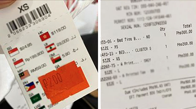 Pinay Mom Schools Cashier: 'You Need to Honor the Price Tag'