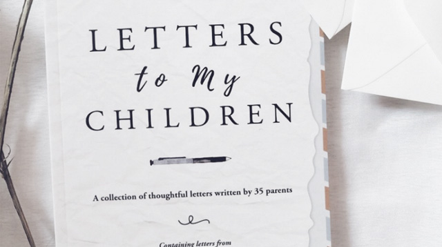 Nuggets of Wisdom from the Book 'Letters to my Children'