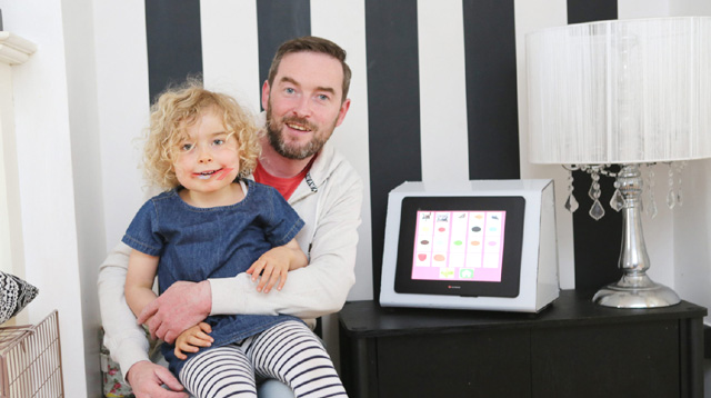 A Dad Made an App That Helps Non-Verbal Children 'Talk'