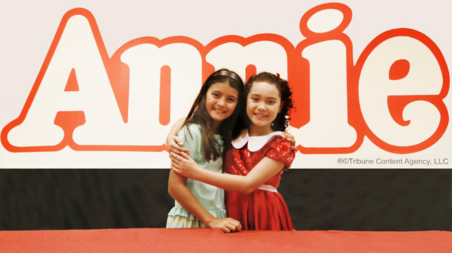 "Resorts World Manila Picks Lead Child Actors for Musical ""Annie"""