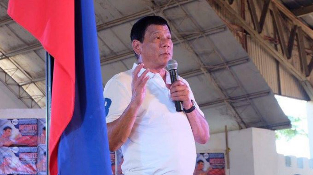 Duterte Wants to Set a Three-Day Deadline for All Government Transactions