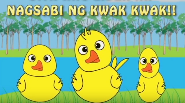 Tatlong Bibe + 6 More Tagalog Nursery Rhymes That Will Give You Major LSS