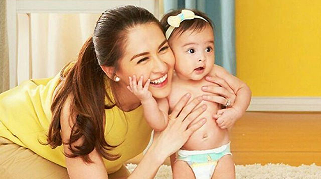 Top of the Morning: See Behind-the-scene Shots from Baby Zia's First Commercial