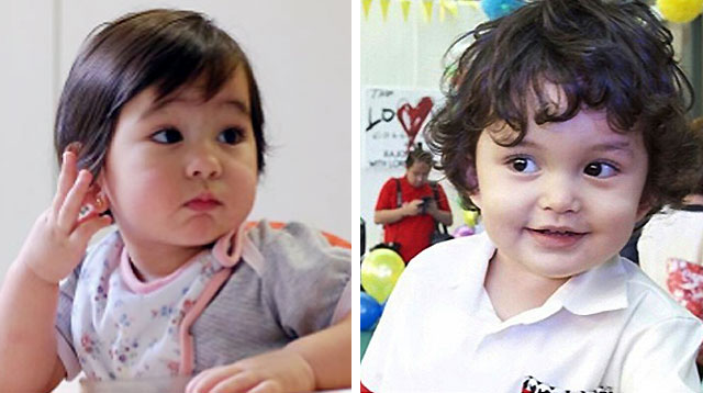 Top of the Morning: Too Cute! Zion's Sweet Kisses on Baby Scarlet Snow