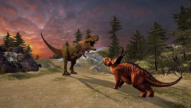VR-DinoTrek