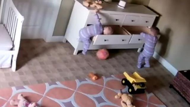 Toddler Miraculously Survives After Furniture Falls on Him