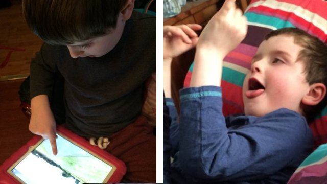 A Map App Gave This Nonverbal Boy With Severe Autism a Voice