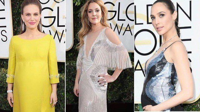 Our Fave Golden Globe Moments Celebrated Moms and Family