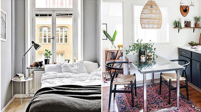 5 Ways To Make Small Spaces Extra Bright and Airy