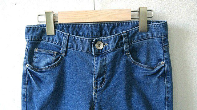 You Can Still Do Something About Your Too Tight Jeans