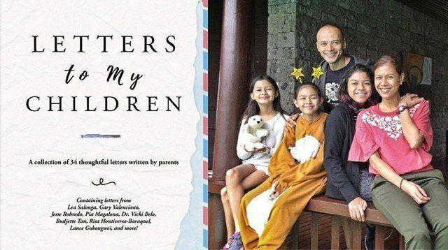 Paolo Abrera to His Kids: 'The World Is Still a Good Place'
