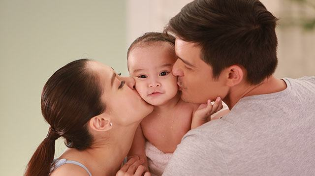 Go Behind the Scenes of Dantes Family's First TV Commercial