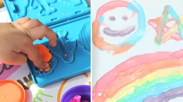 3 Affordable Craft Table Activities for Your Toddler's Party