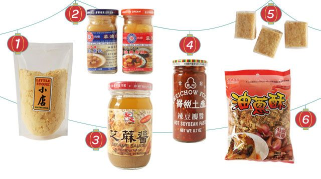 6 Asian Ingredients You Can Get from Your Local Chinese Deli