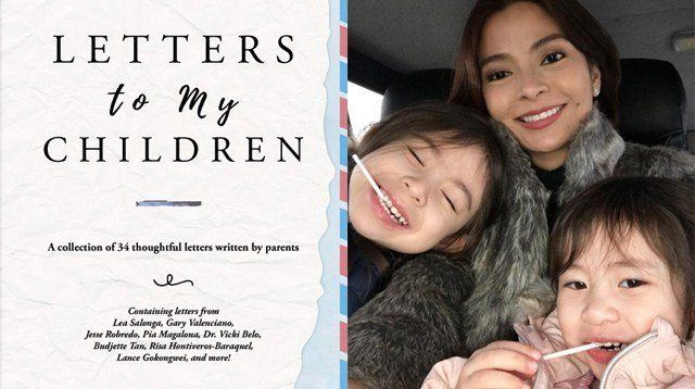 Rissa Mananquil Writes to Daughters: 'I Was An Ugly Duckling Growing Up'