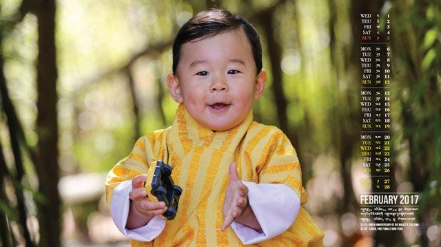 Have You Met Bhutan's Super Adorable Royal Baby?