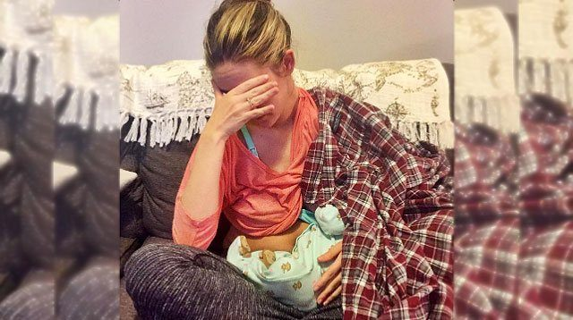 'All I Know Right Now Is Breastfeeding Is Hard'