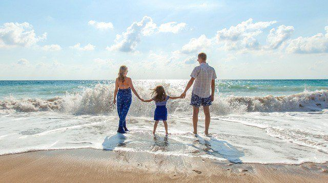Family Vacations Become 'Happiness Anchors' When Kids Grow Up