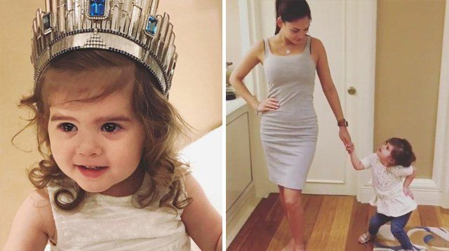 Adorable! Pia Wurtzbach Gives Niece 'Beauty Queen Lessons'
