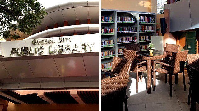 LOOK: QC Public Library is No Ordinary Government Facility