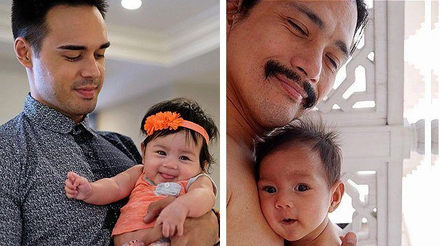 Celeb Dads Give Full Support To Wives' Motherhood Journey