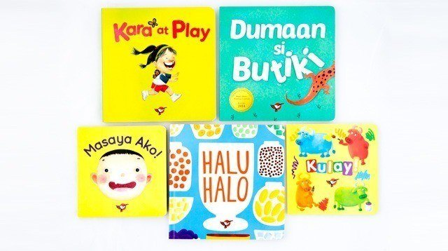 Raise a Reader: 10 Pinoy Books to Jumpstart Your Baby's Learning