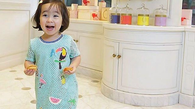 Dr. Vicki Belo Doesn't Mind If Scarlet Has A Favorite Parent