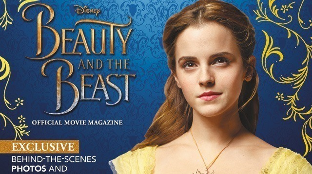 Kids Excited for Beauty and the Beast? They'll Love This Magazine!